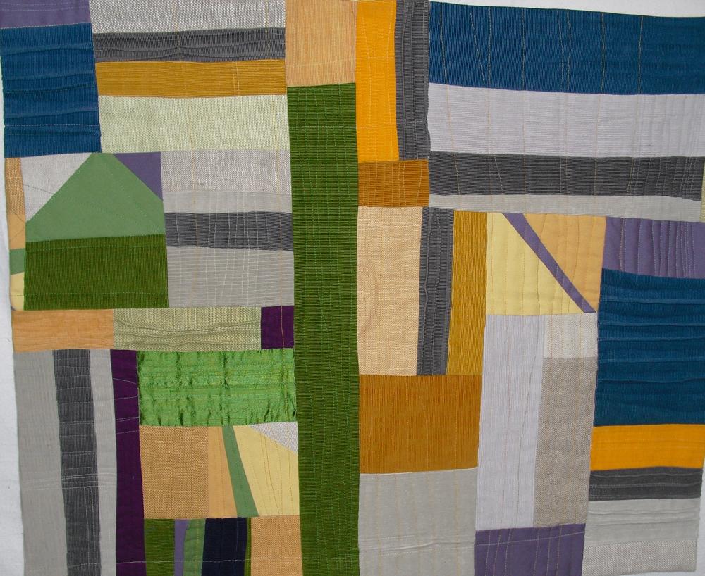 """Abstract Autumn, 25-1/2"""" x 31"""""""